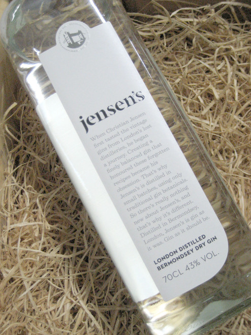 [SOLD-OUT] Jensen's Bermondsey Dry Gin