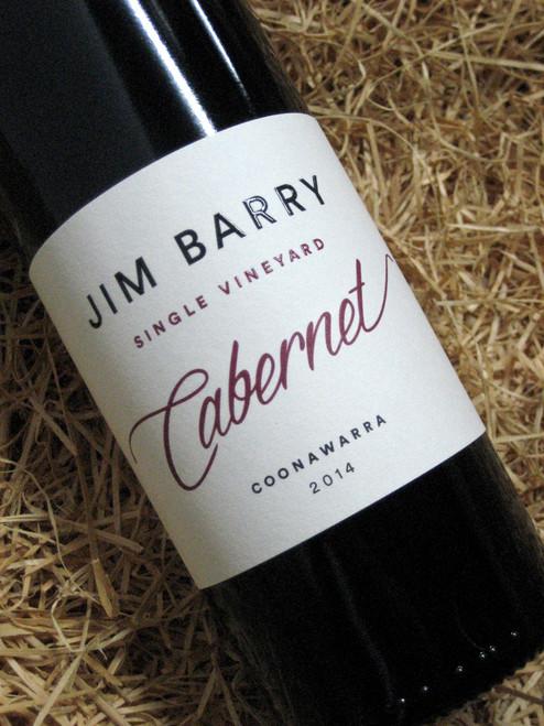[SOLD-OUT] Jim Barry Single Vineyard Cabernet Sauvignon 2014
