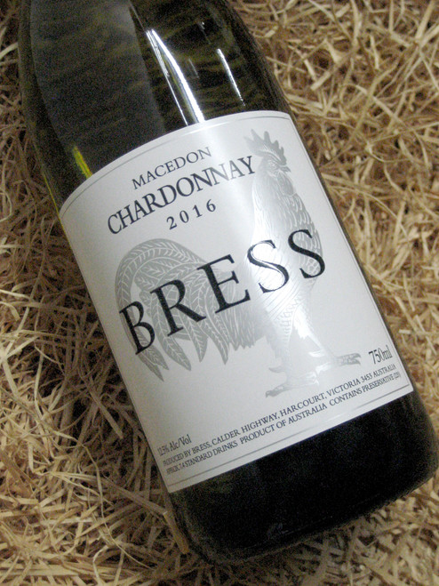 [SOLD-OUT] Bress Silver Chook Chardonnay 2016
