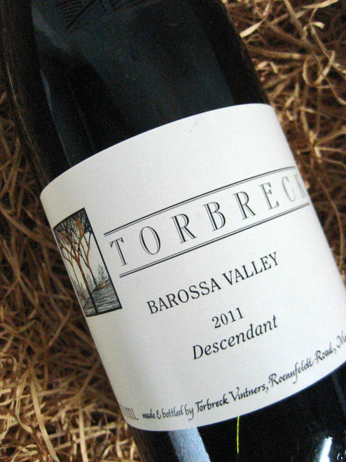 [SOLD-OUT] Torbreck Descendant Shiraz Viognier 2011