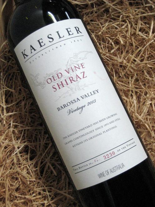 [SOLD-OUT] Kaesler Old Vine Shiraz 2013