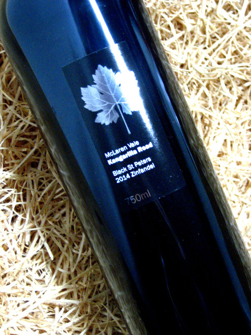 [SOLD-OUT] Kangarilla Road Black St Peters Zinfandel 2014