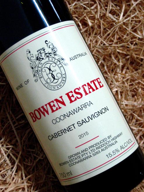 [SOLD-OUT] Bowen Estate Cabernet Sauvignon 2015