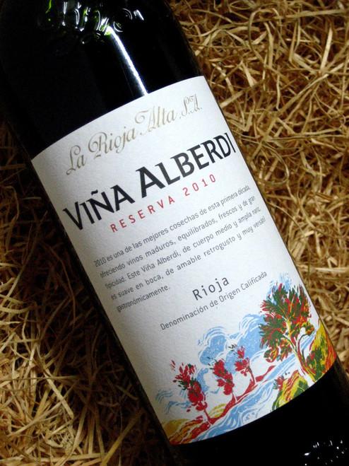 [SOLD-OUT] La Rioja Alta Vina Alberdi Reserva 2010
