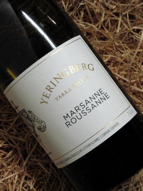 [SOLD-OUT] Yeringberg Marsanne Roussanne 2014