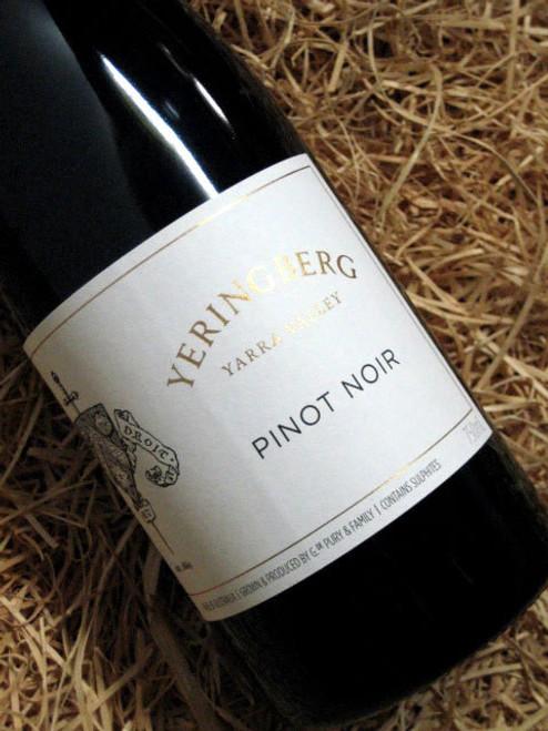 Yeringberg Pinot Noir 2014