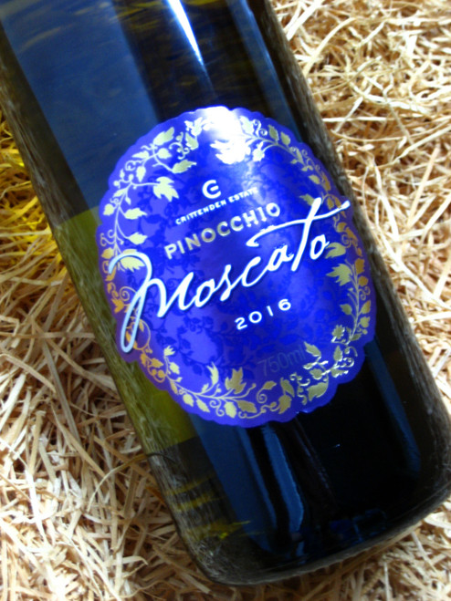 [SOLD-OUT] Crittenden Pinocchio Moscato 2016