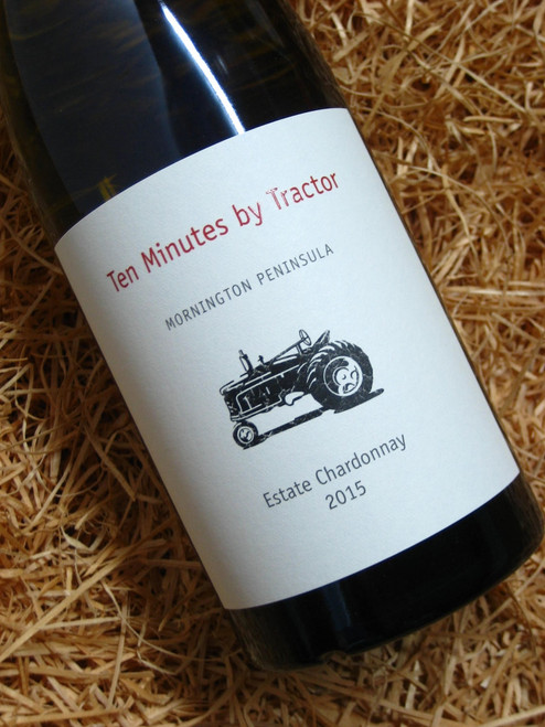 [SOLD-OUT] Ten Minutes By Tractor Estate Chardonnay 2015
