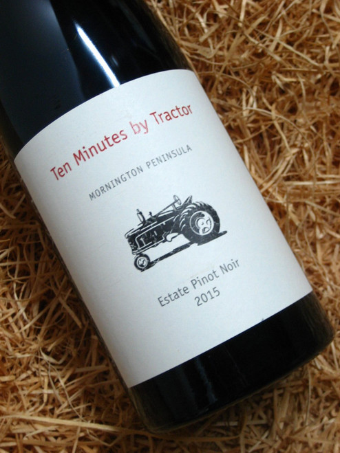 [SOLD-OUT] Ten Minutes By Tractor Estate Pinot Noir 2015