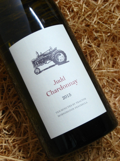 [SOLD-OUT] Ten Minutes By Tractor Judd Chardonnay 2015