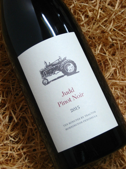 [SOLD-OUT] Ten Minutes By Tractor Judd Pinot Noir 2015