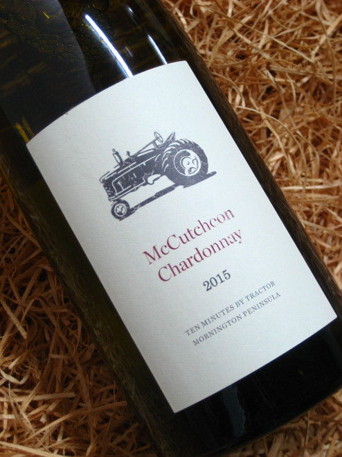 [SOLD-OUT] Ten Minutes By Tractor McCutcheon Chardonnay 2015
