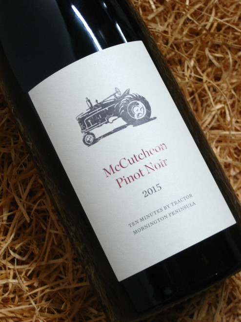 [SOLD-OUT] Ten Minutes By Tractor McCutcheon Pinot Noir 2015