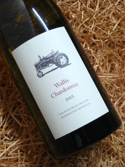 [SOLD-OUT] Ten Minutes By Tractor Wallis Chardonnay 2015