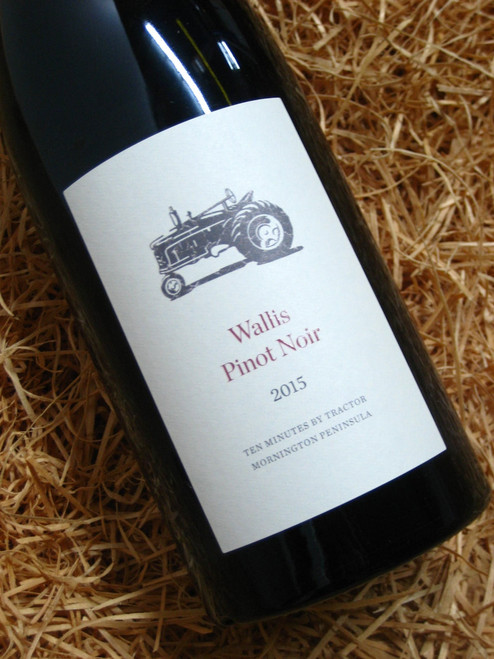 [SOLD-OUT] Ten Minutes By Tractor Wallis Pinot Noir 2015