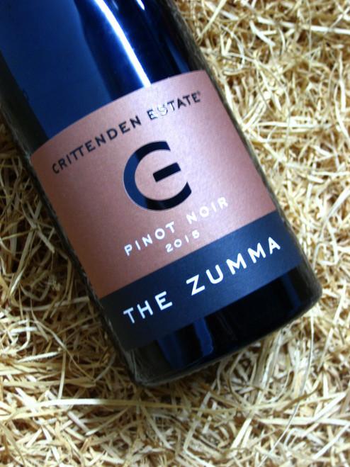 [SOLD-OUT] Crittenden Zumma Pinot Noir 2015