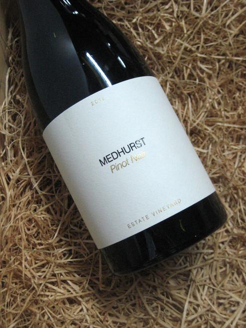 [SOLD-OUT] Medhurst Estate Pinot Noir 2015