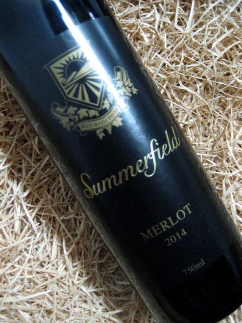 [SOLD-OUT] Summerfield Merlot 2014