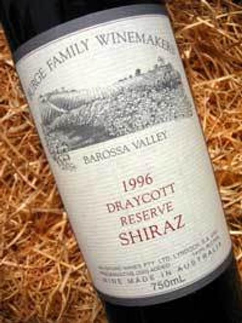 Burge Family Draycott Reserve Shiraz 1996