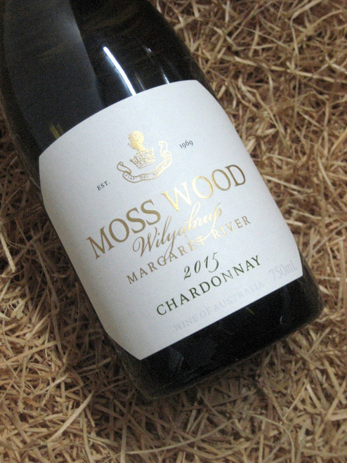 [SOLD-OUT] Moss Wood Chardonnay 2015