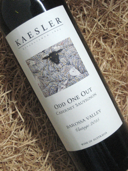 [SOLD-OUT] Kaesler Odd One Out Cabernet 2015