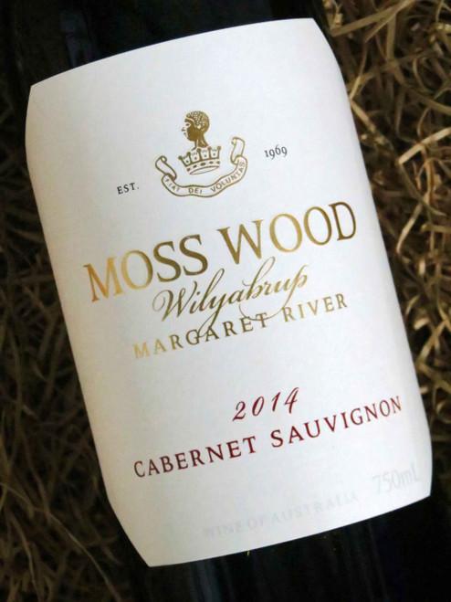 [SOLD-OUT] Moss Wood Cabernet Sauvignon 2014