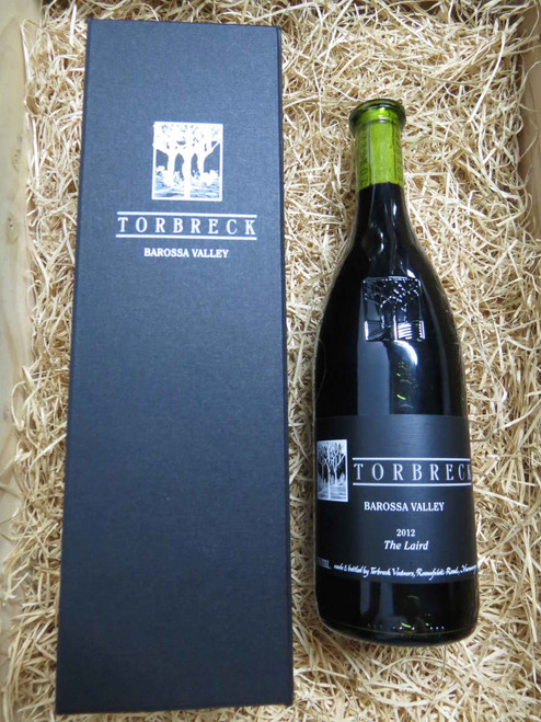 [SOLD-OUT] Torbreck The Laird Shiraz 2012