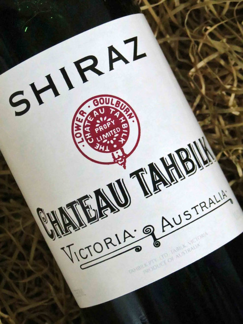 [SOLD-OUT] Tahbilk 1860 Vines Shiraz 1991