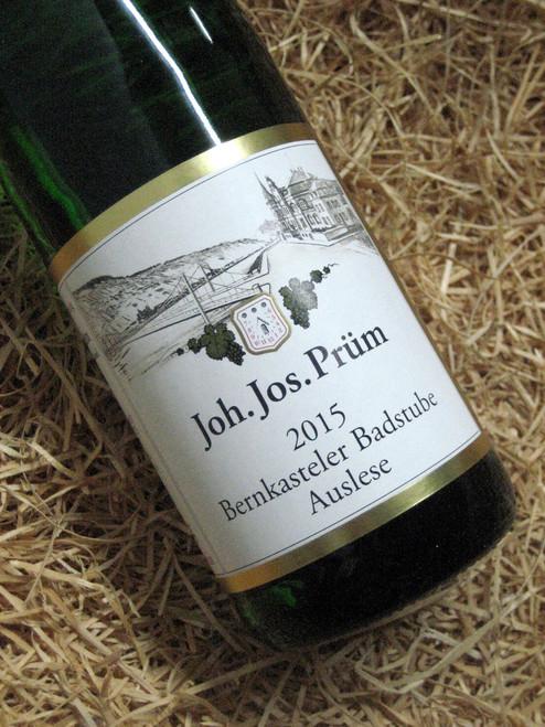 [SOLD-OUT] JJ Prum Bernkasteler Badstube Riesling-Auslese 2015