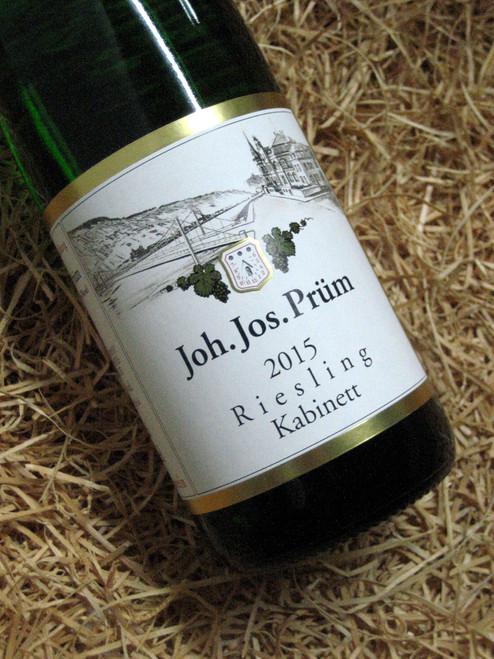 [SOLD-OUT] JJ Prum Riesling Kabinett 2015