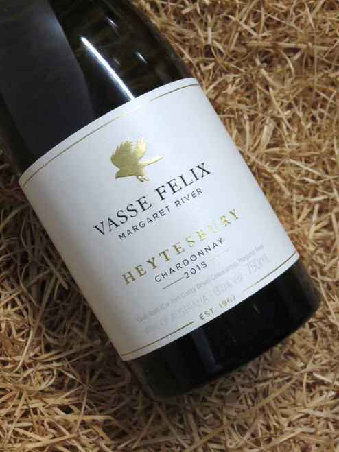 [SOLD-OUT] Vasse Felix Heytesbury Chardonnay 2015