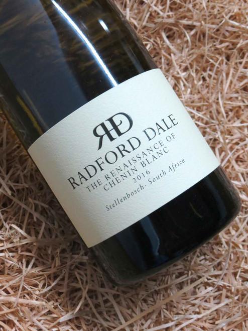 Radford Dale Renaissance Chenin Blanc 2016