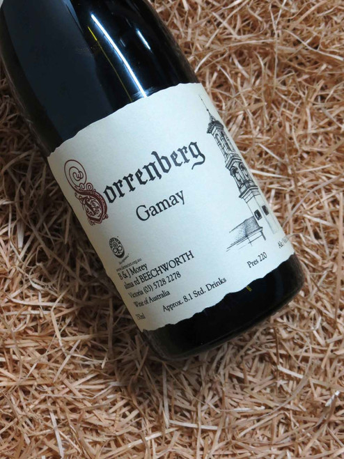 [SOLD-OUT] Sorrenberg Gamay 2016