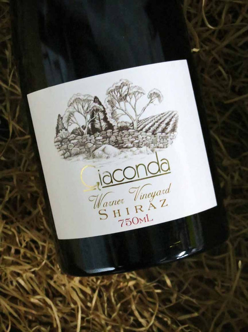 [SOLD-OUT] Giaconda Shiraz Warner Vineyard 2015