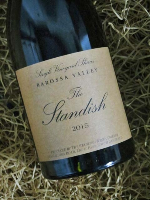 [SOLD-OUT] Standish The Standish Shiraz 2015