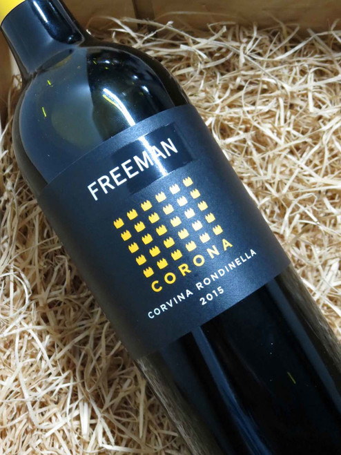 [SOLD-OUT] Freeman Corvina / Rondinella Blend 2016