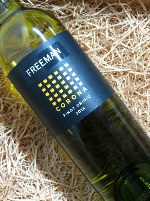 [SOLD-OUT] Freeman Pinot Grigio 2016