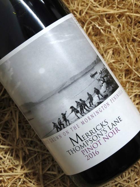[SOLD-OUT] Merricks Thompsons Lane Pinot Noir 2016