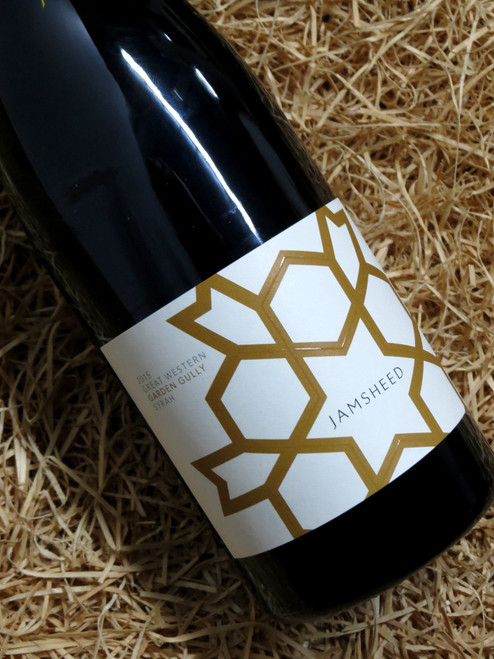 [SOLD-OUT] Jamsheed Garden Gully Syrah 2015