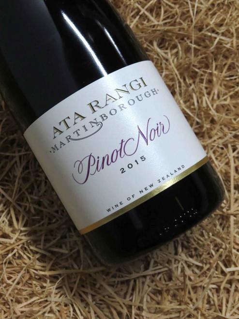 [SOLD-OUT] Ata Rangi Pinot Noir 2015
