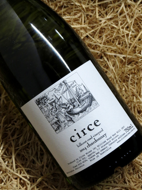 [SOLD-OUT] Circe Hillcrest Road Chardonnay 2014