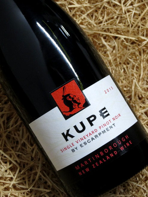 [SOLD-OUT] Escarpment Kupe Pinot Noir 2015