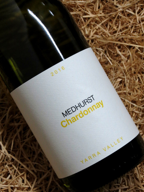 [SOLD-OUT] Medhurst  Yarra Valley Chardonnay 2016