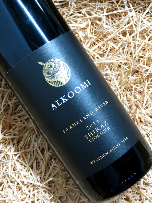 [SOLD-OUT] Alkoomi Black Label Shiraz Viognier 2014