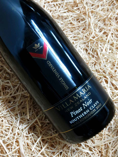 [SOLD-OUT] Villa Maria Southern Clays Pinot Noir 2012