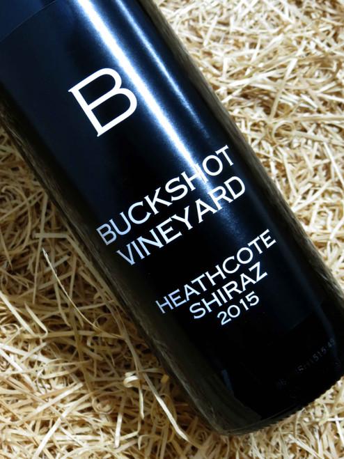 [SOLD-OUT] Buckshot Vineyard Heathcote Shiraz 2015
