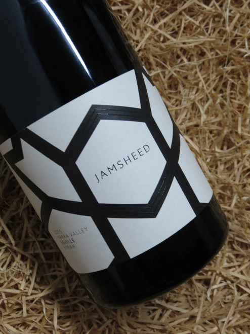 [SOLD-OUT] Jamsheed Seville Syrah 2015