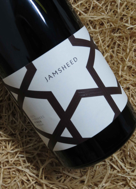 [SOLD-OUT] Jamsheed 'Pyren' Syrah 2015