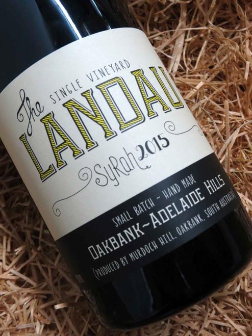 [SOLD-OUT] Murdoch Hill the Landau Syrah 2015