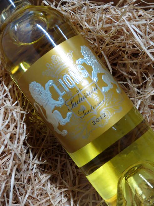 [SOLD-OUT] Les Lions de Suduiraut 2012 375mL-Half-Bottle